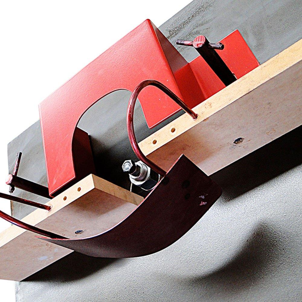Tupia de 800mm com Velocidade 5.300RPM Motor Trifásico 3CV/2P - Imagem zoom